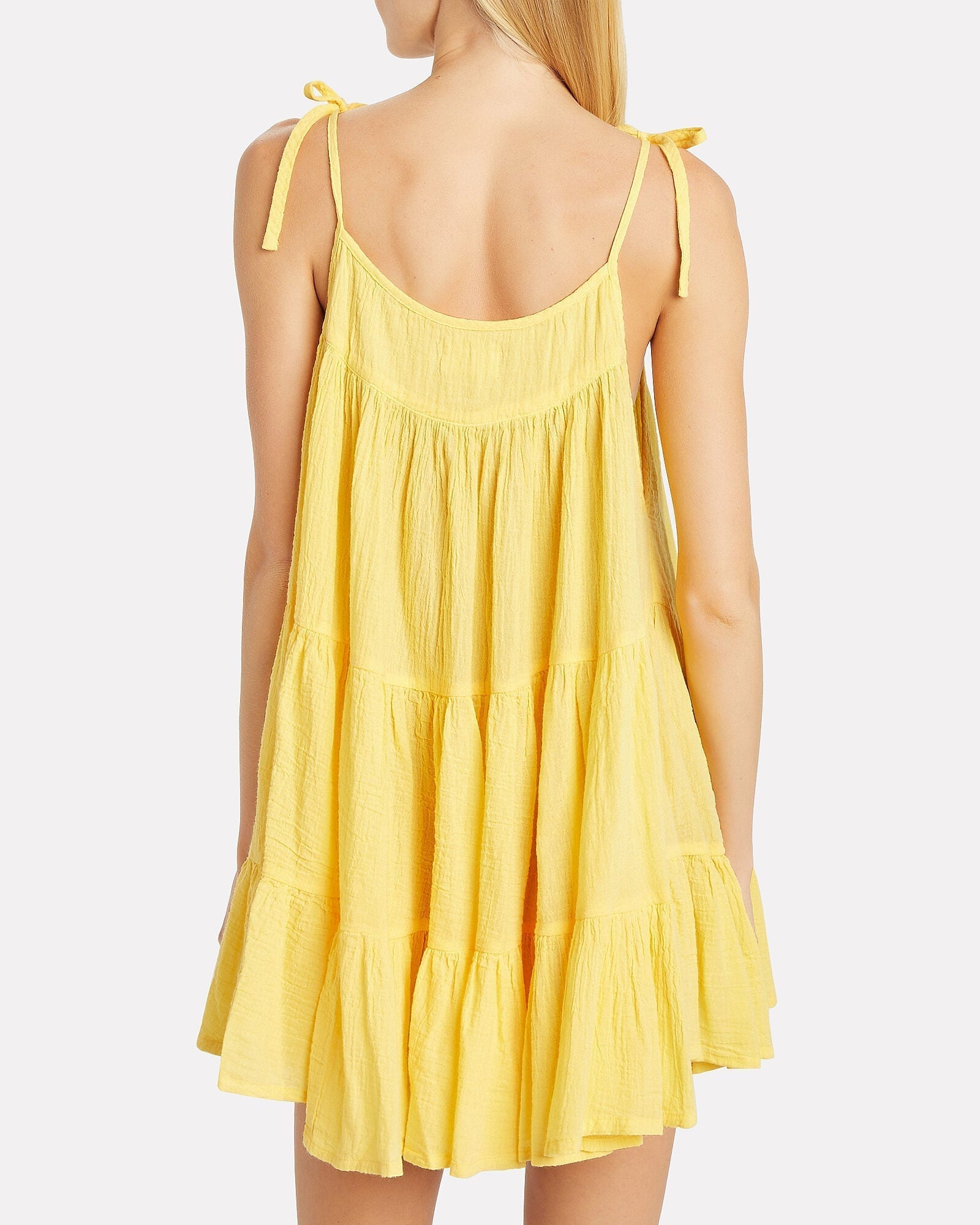 HONORINE Peri Cotton Tent Dress