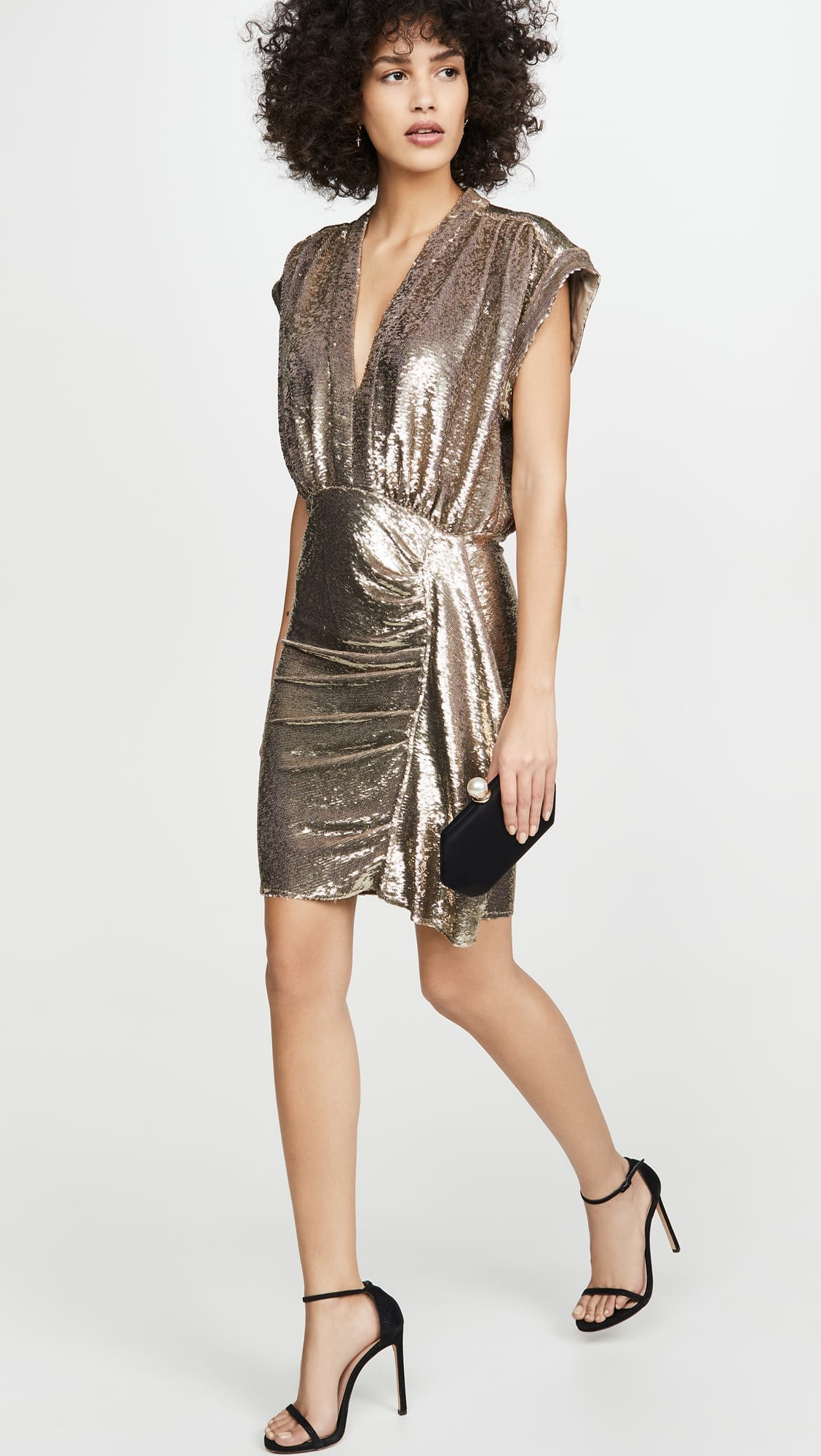 IRO Sequin Sagria Dress