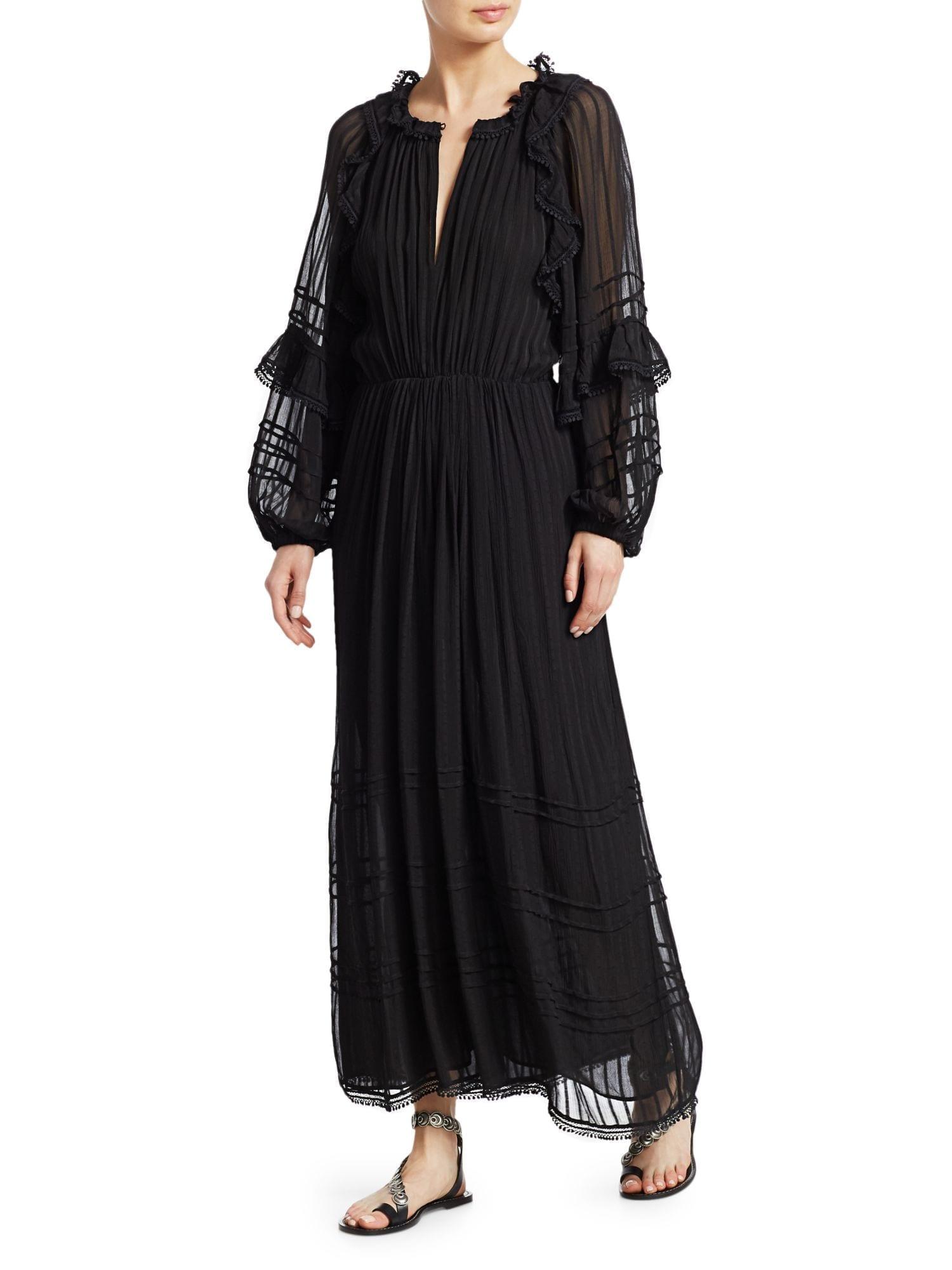 ISABEL MARANT ETOILE Justine Midi Dress