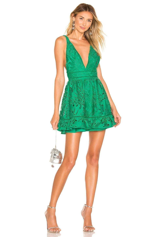 LOVERS + FRIENDS Lorali Mini Dress