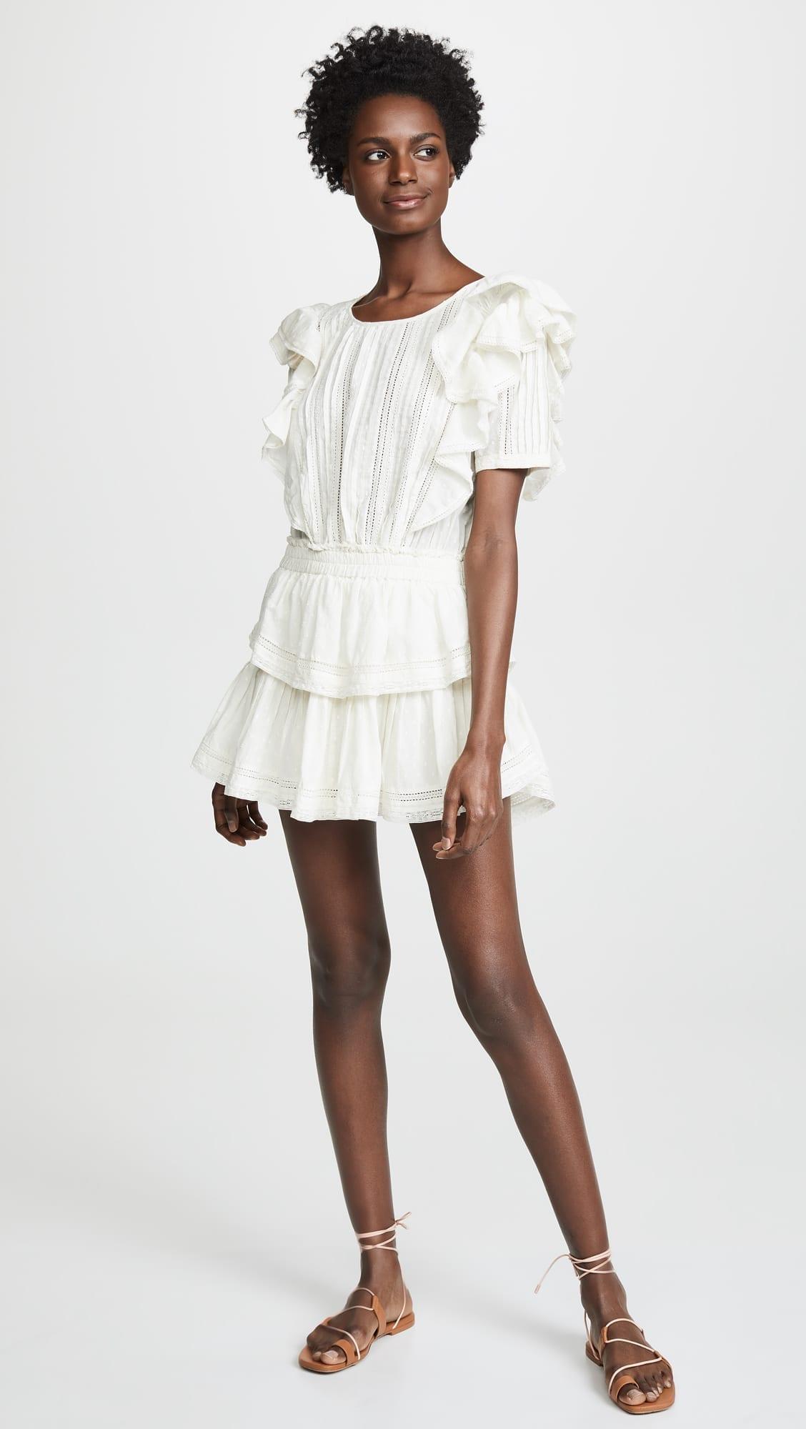 LOVESHACKFANCY Natasha Dress
