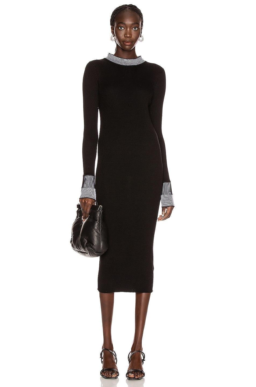 MAISON MARGIELA Pleated Dress