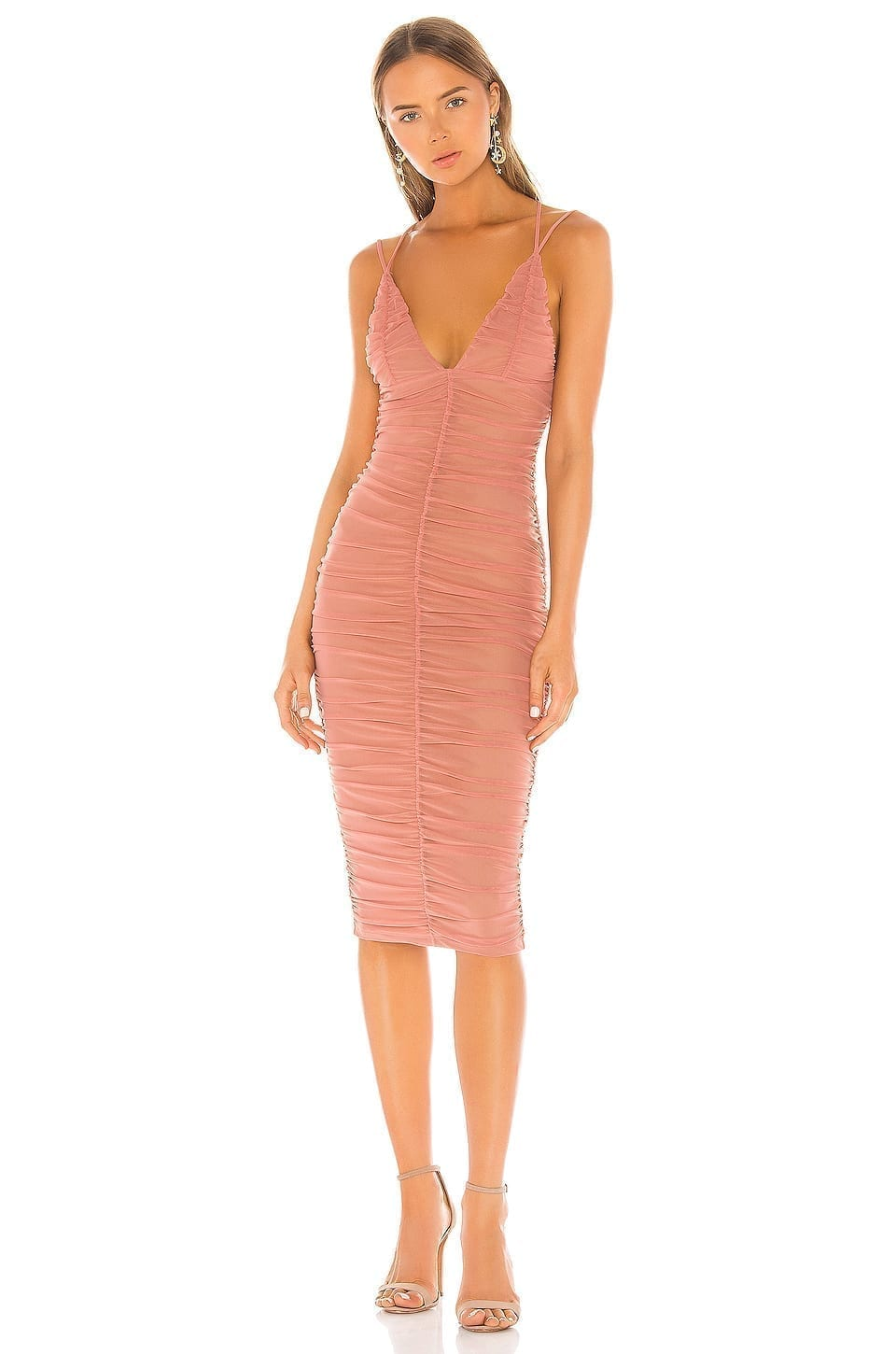 MICHAEL COSTELLO x REVOLVE Fiji Midi Dress
