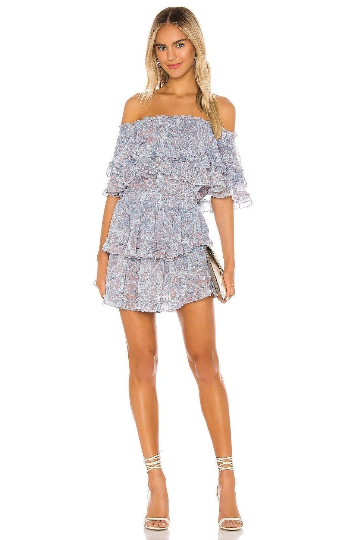 MISA LOS ANGELES X REVOLVE Kailey Dress