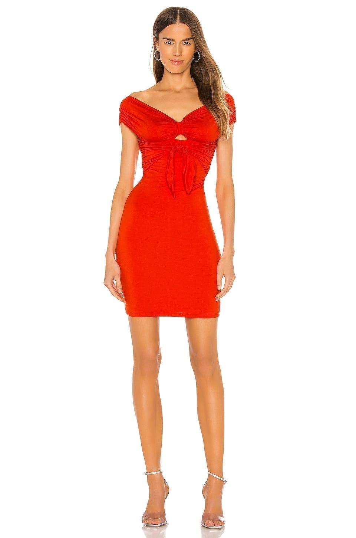 NBD Illusion Dress