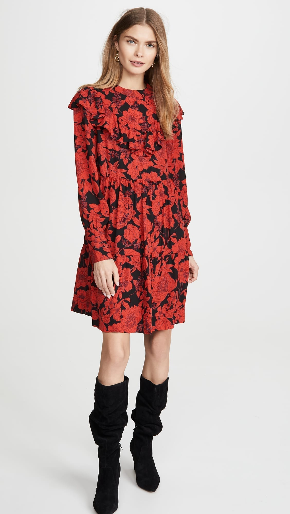 REBECCA MINKOFF Margaret Dress