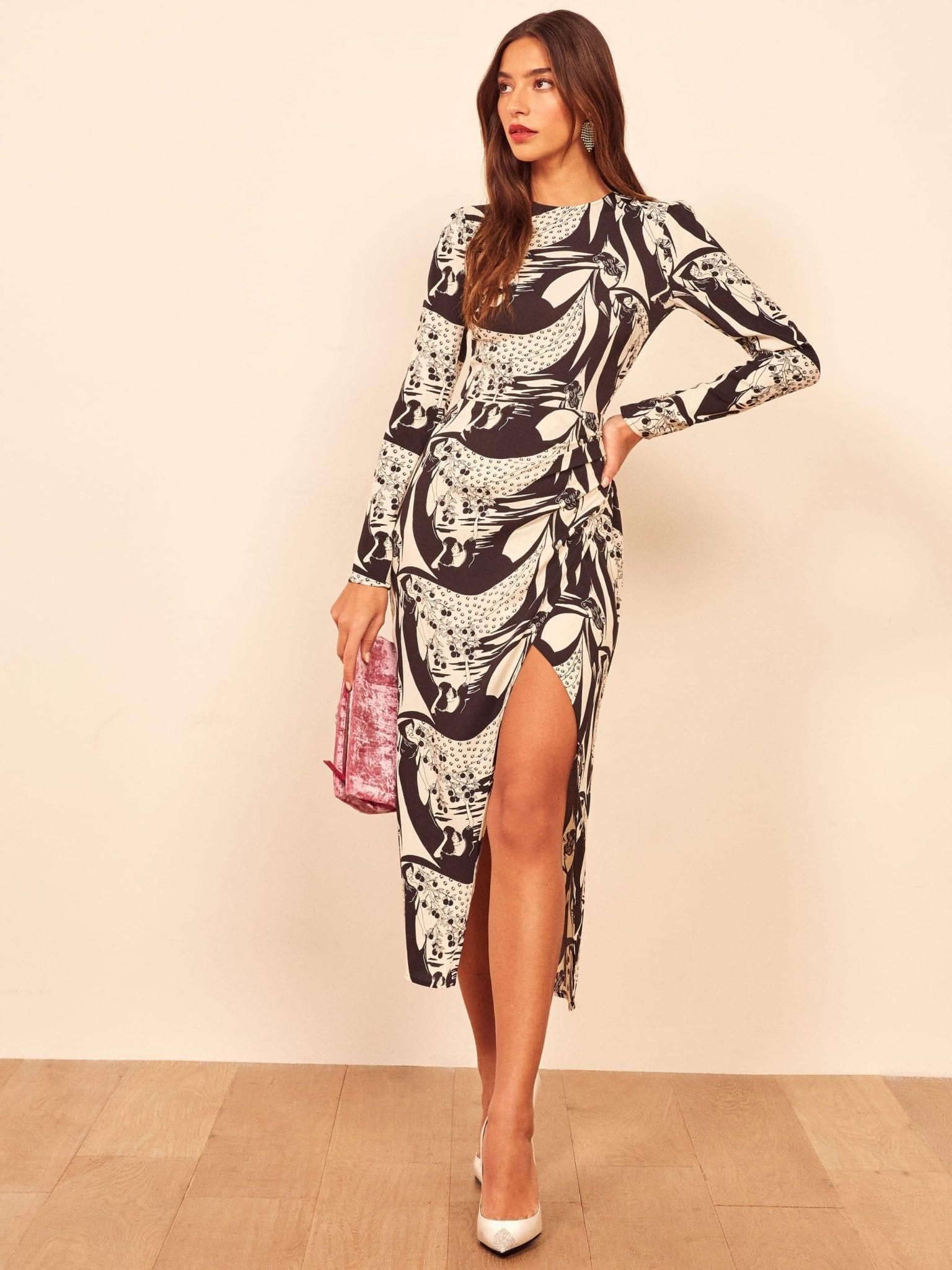 REFORMATION Celeste Dress