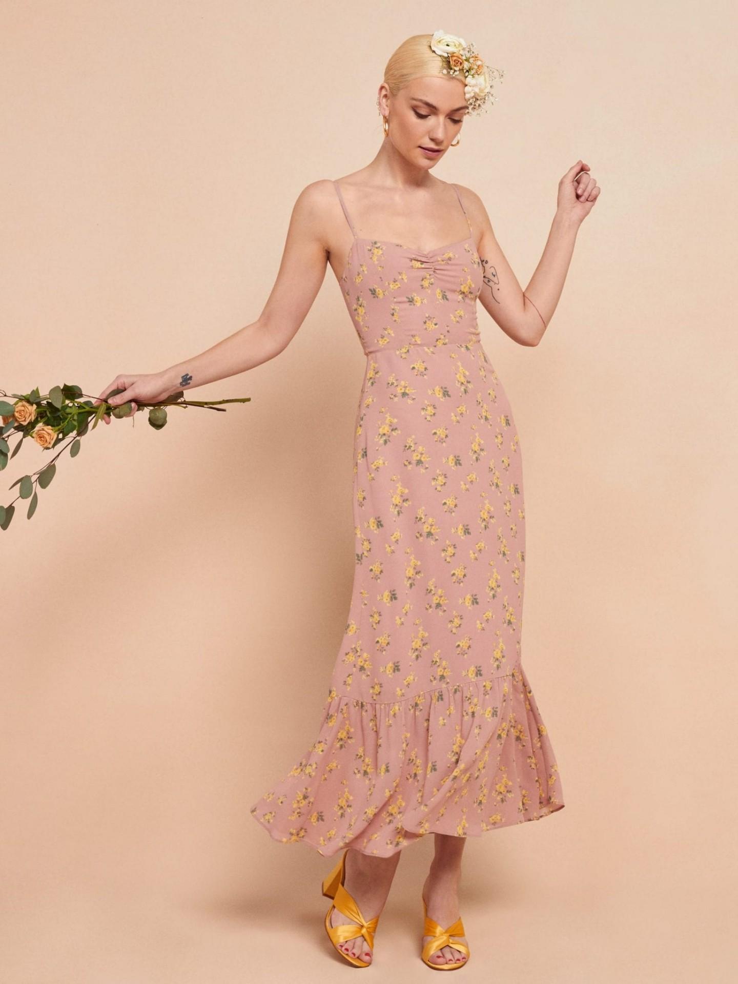 REFORMATION Emersyn Dress