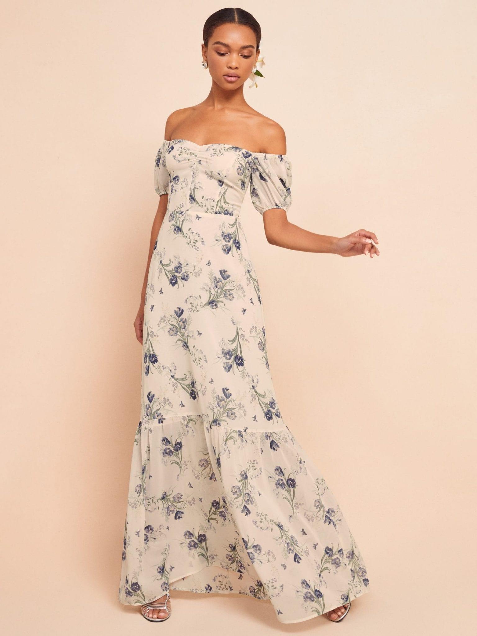 REFORMATION Farrow Dress