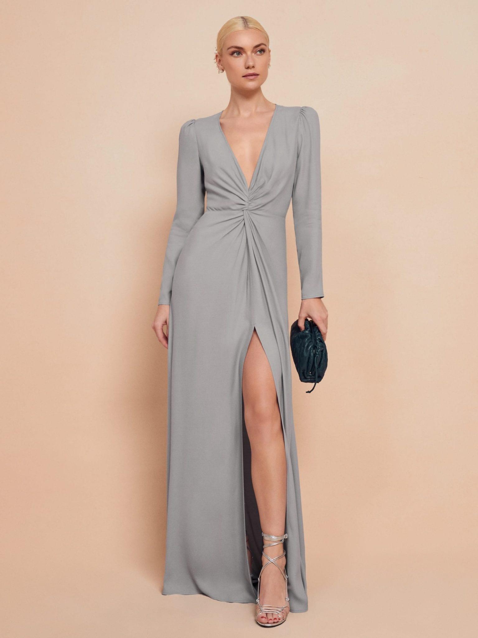 REFORMATION Gatsby Dress