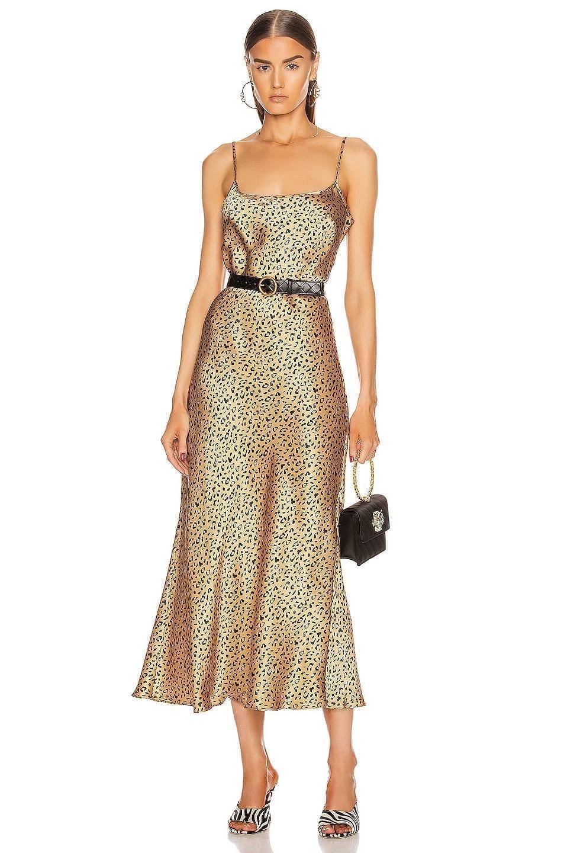 RIXO Holly Dress