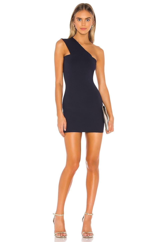 SUPERDOWN Rockie One Shoulder Dress
