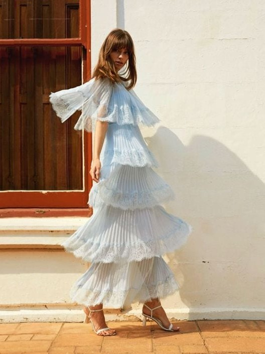 20 Pastel Dresses To Add To Your Cart Before Spring Blooms