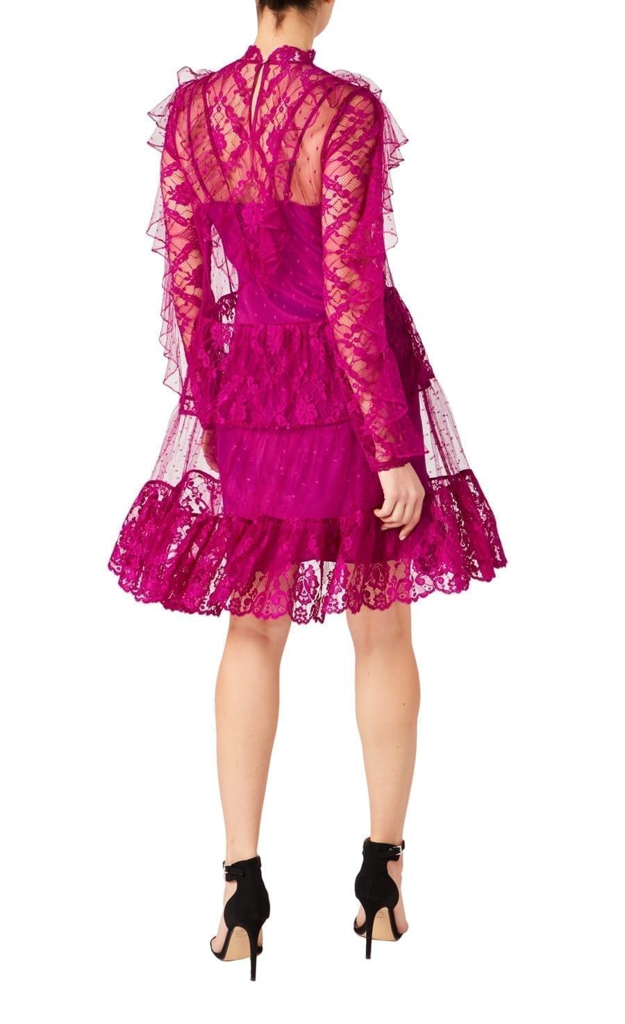 TEMPERLEY LONDON Florence Short Dress - We Select Dresses