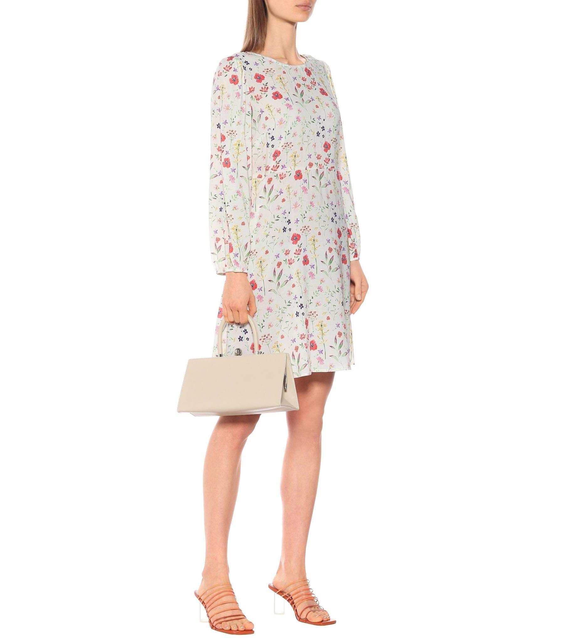 VELVET Exclusive To Mytheresa – Floral Mini Dress