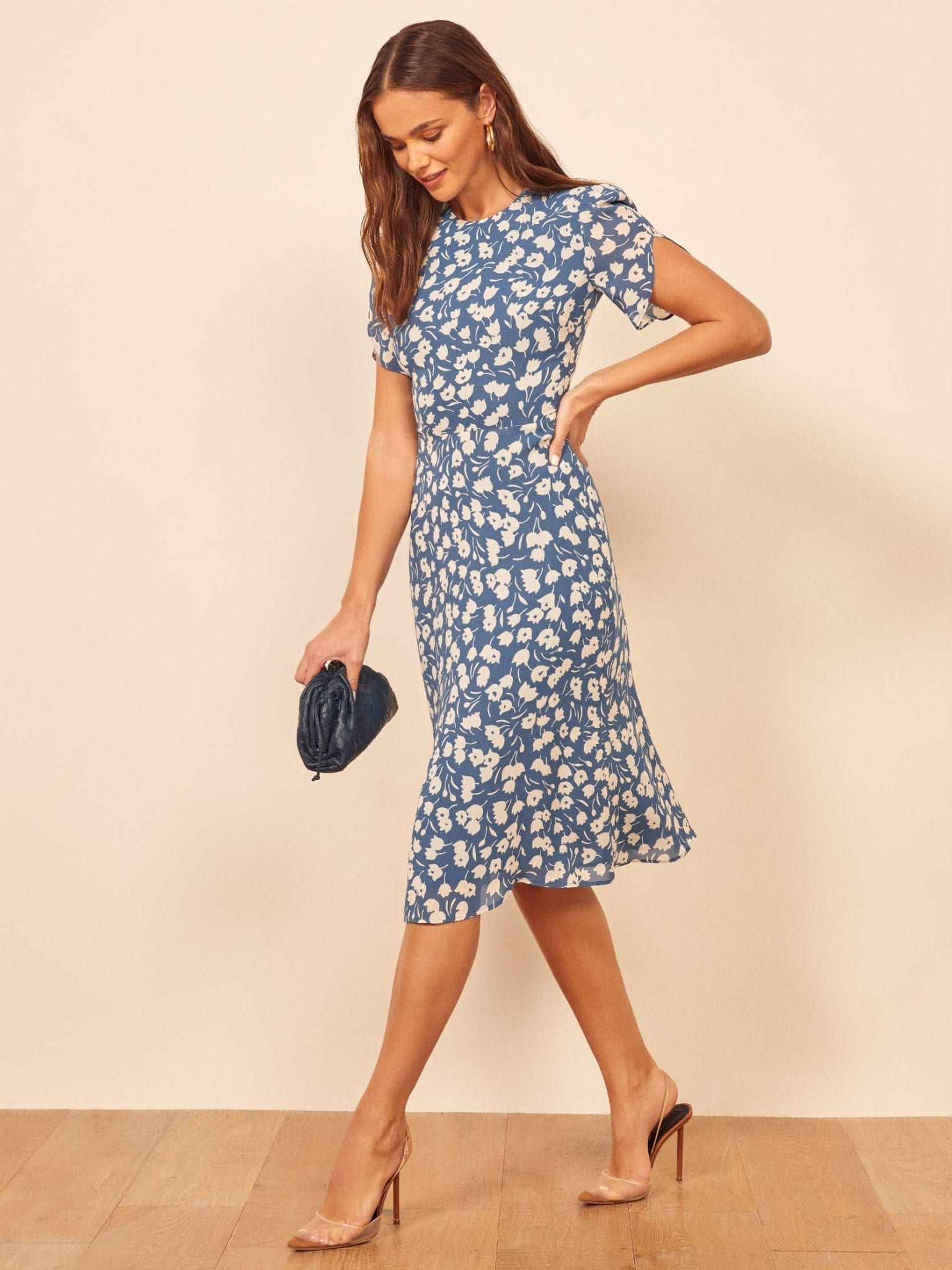 REFORMATION Andre Dress