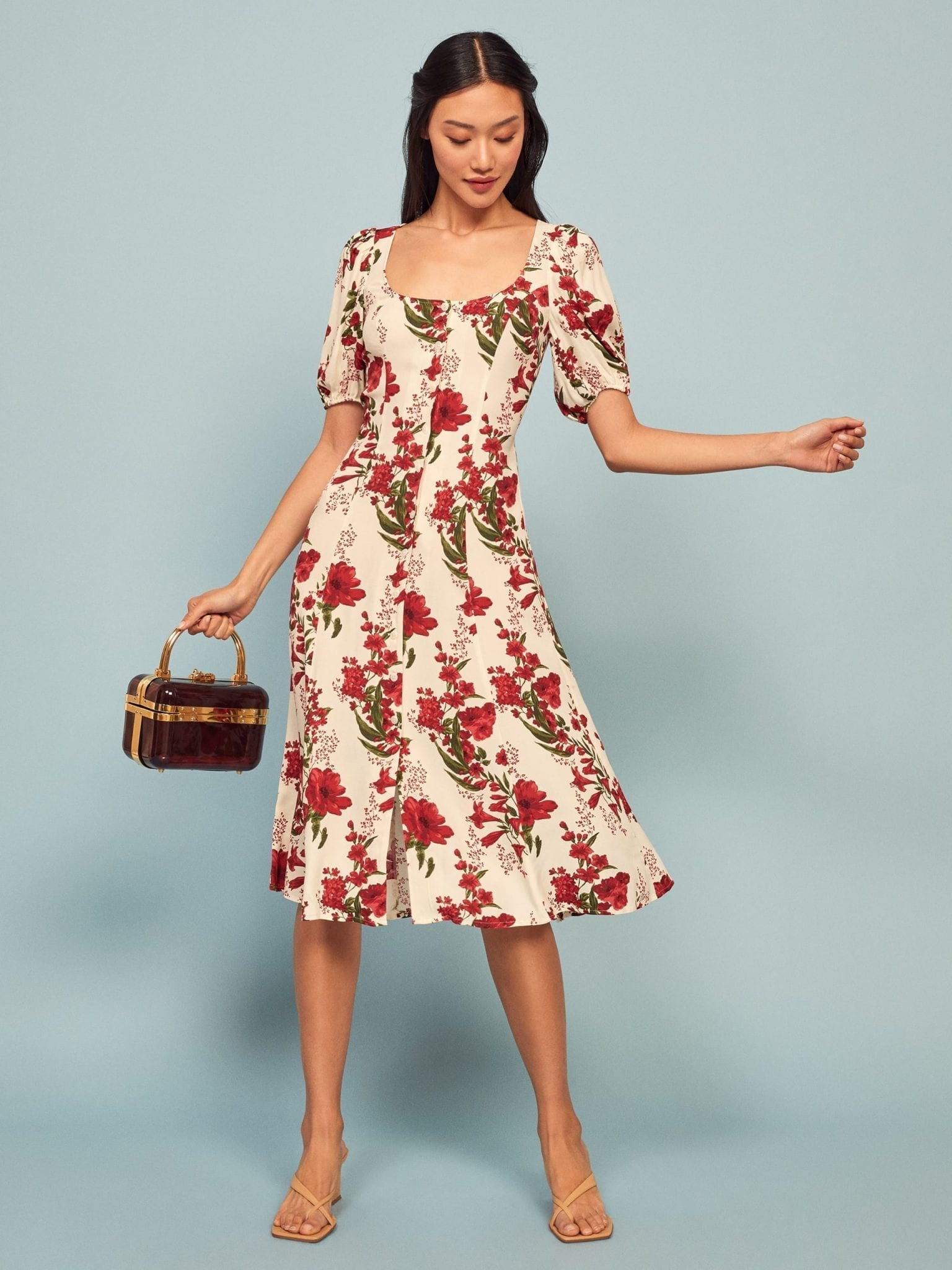 REFORMATION Beechwood Dress