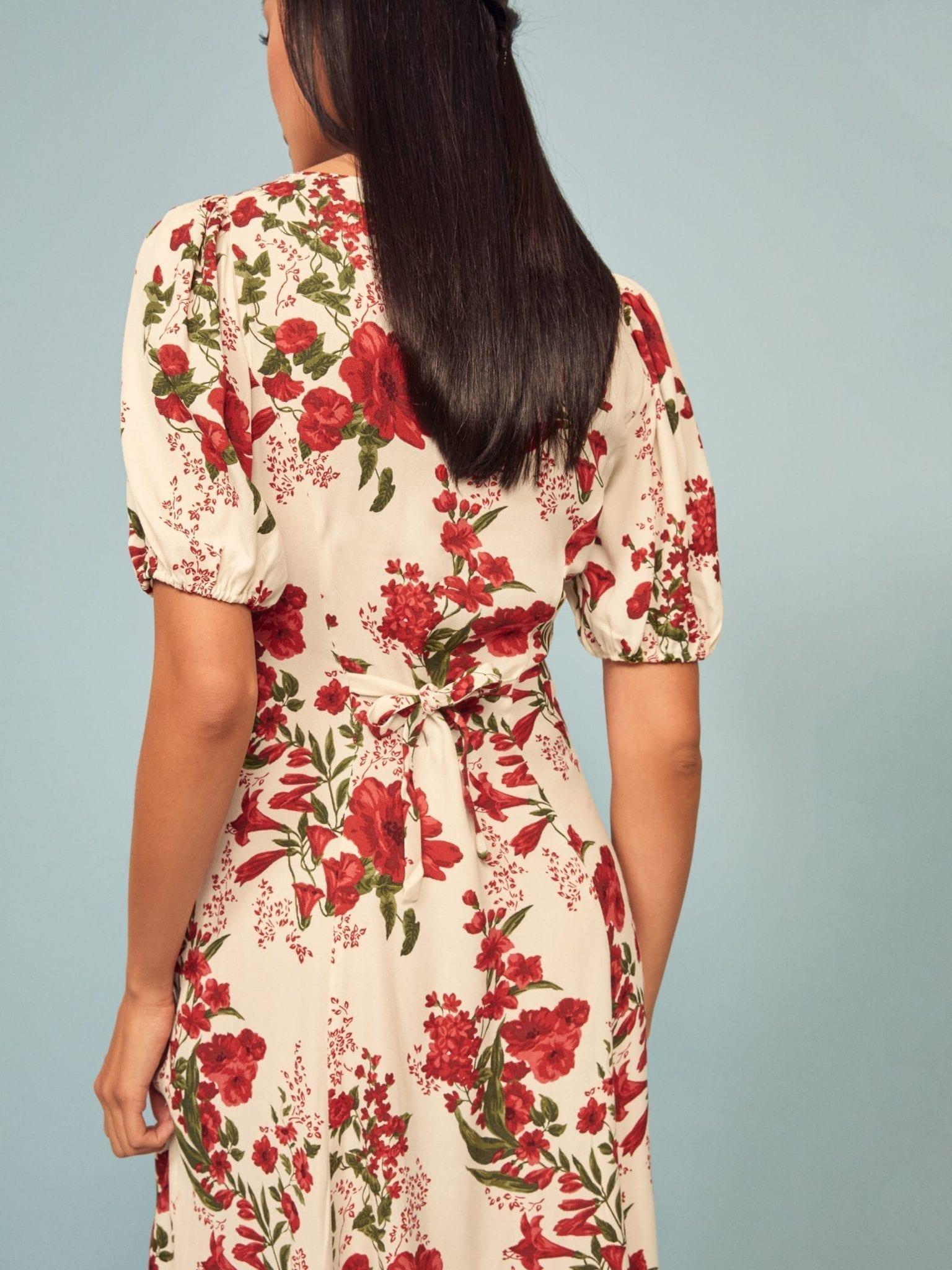 REFORMATION Beechwood Dress