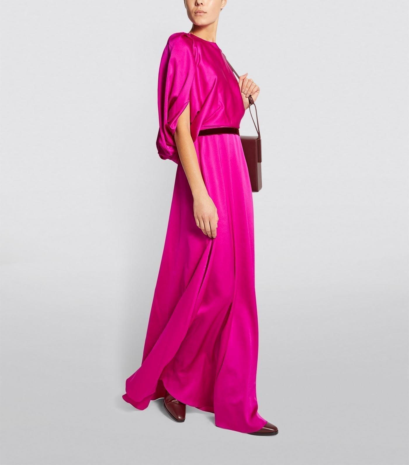 ROKSANDA Milena Belted Gown