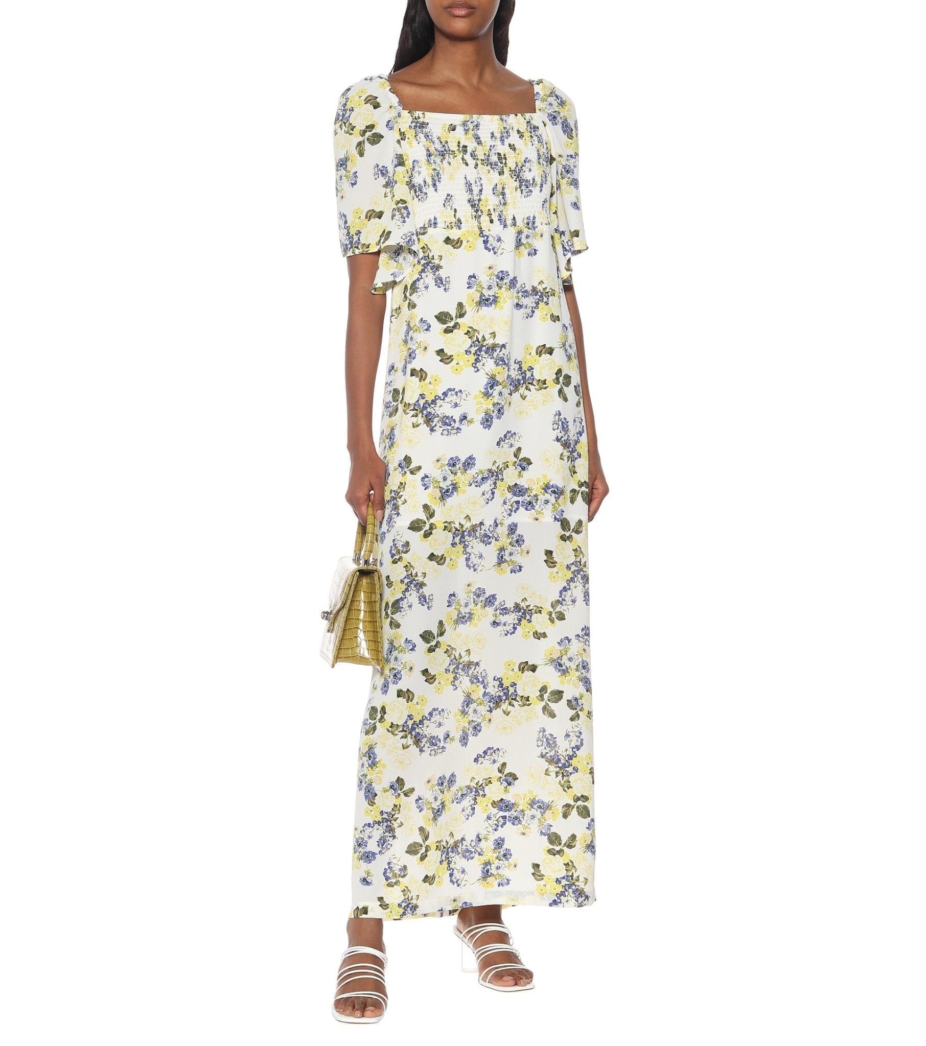 BAUM UND PFERDGARTEN Exclusive To Mytheresa – Atena Floral Maxi Dress