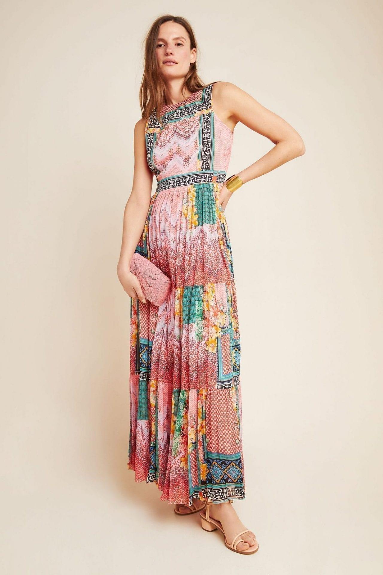 BHANUNI BY JYOTI Alessandra Maxi Dress