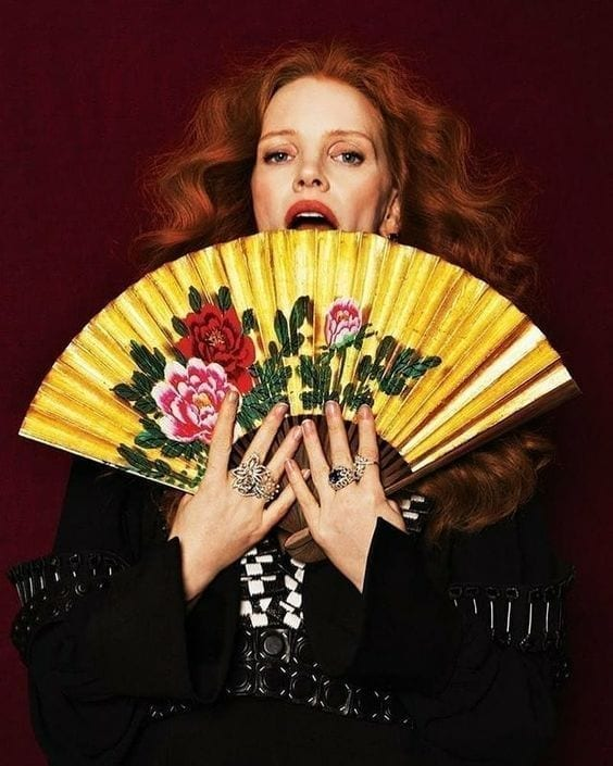 We Love Her Dresses ... Jessica Chastain