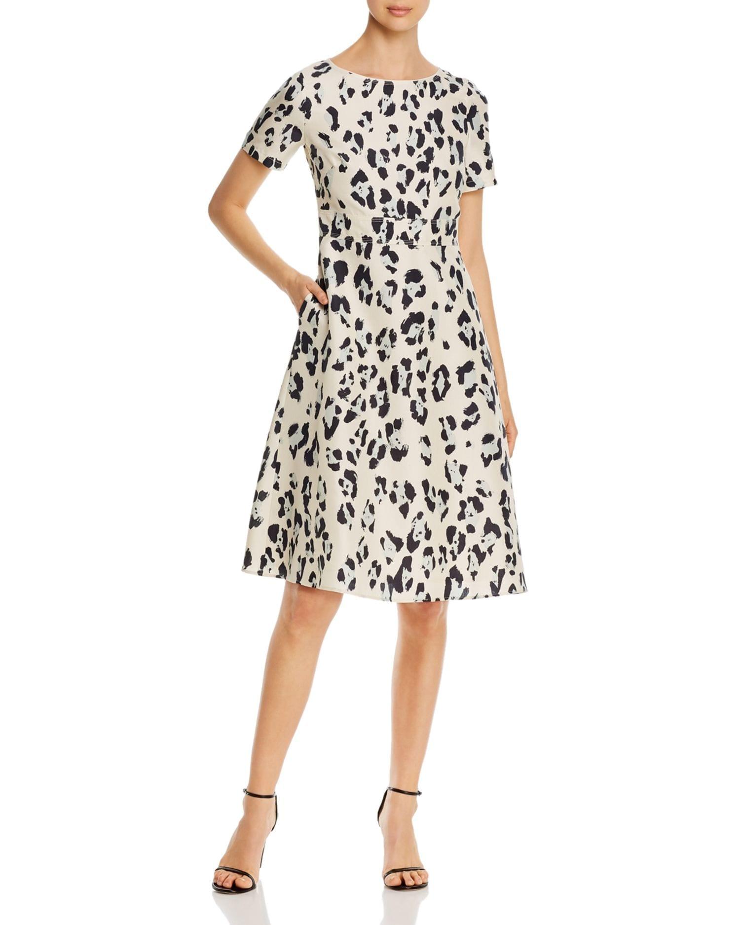 LAFAYETTE 148 NEW YORK Amanda Printed Dress