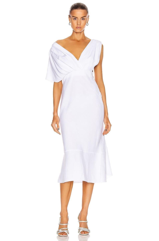 MIU MIU Midi Dress