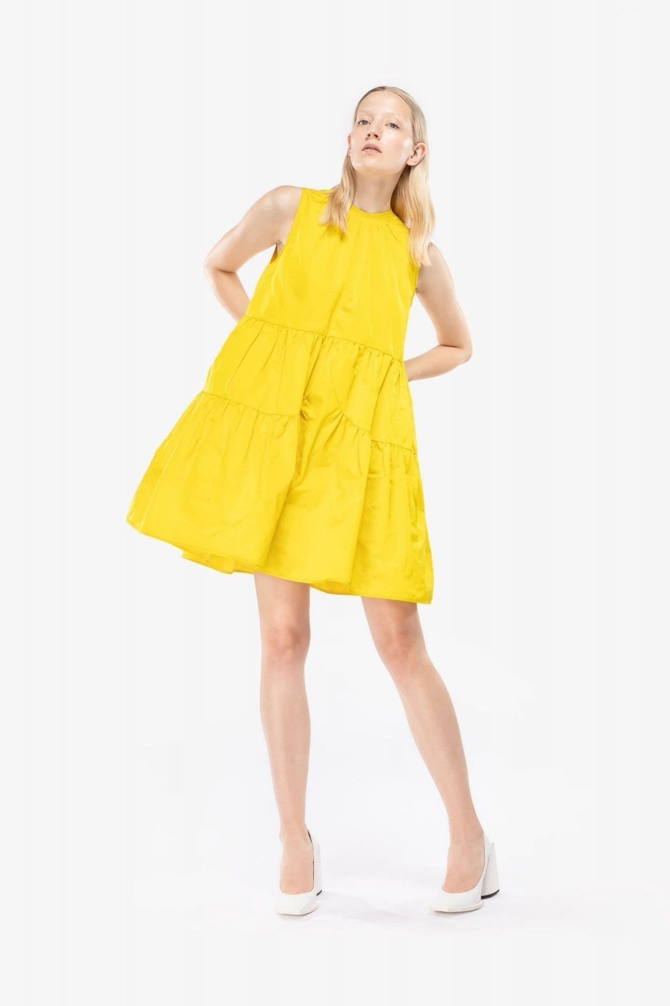 N20 Tiered Mini Dress