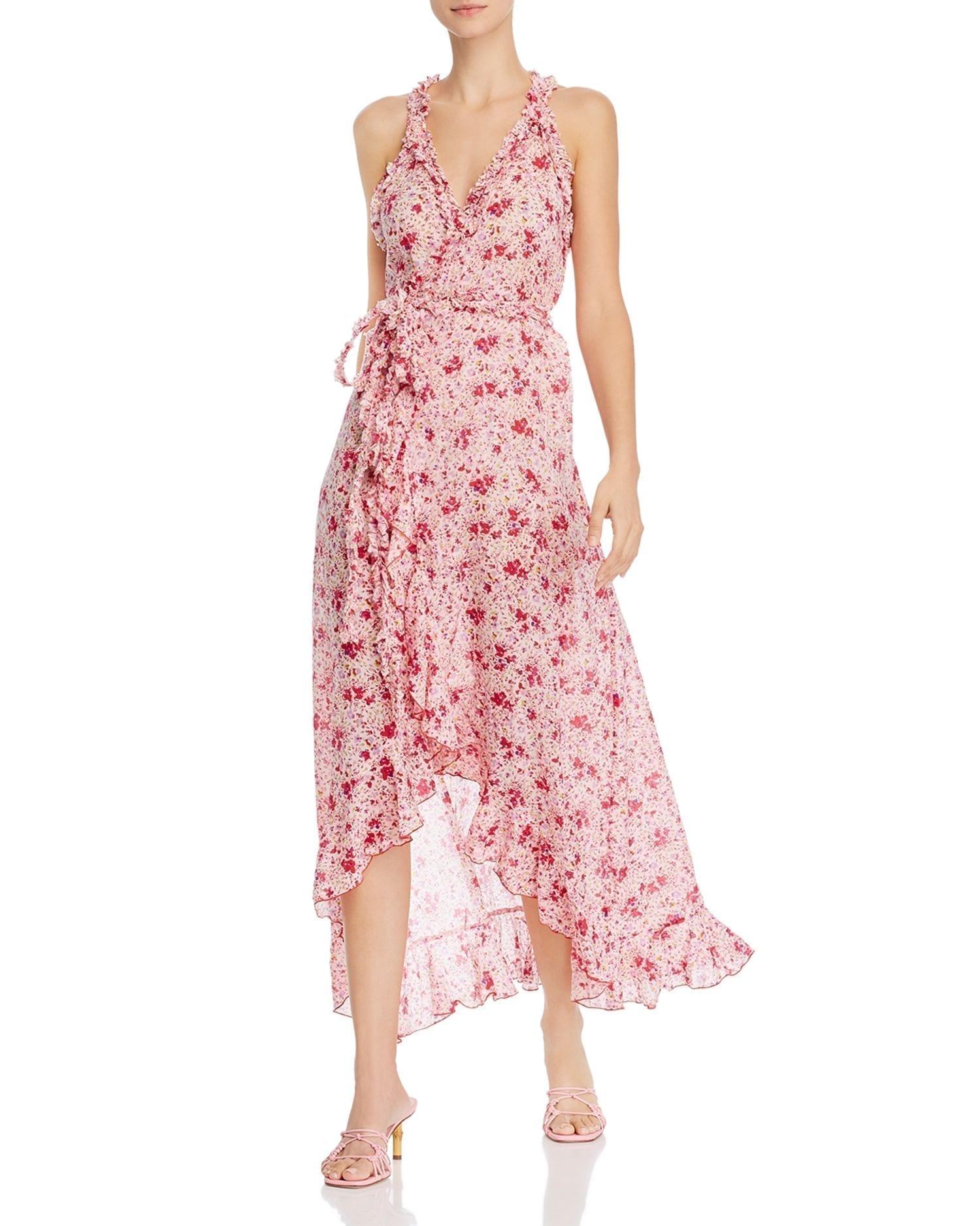 POUPETTE ST. BARTH Printed Maxi Dress