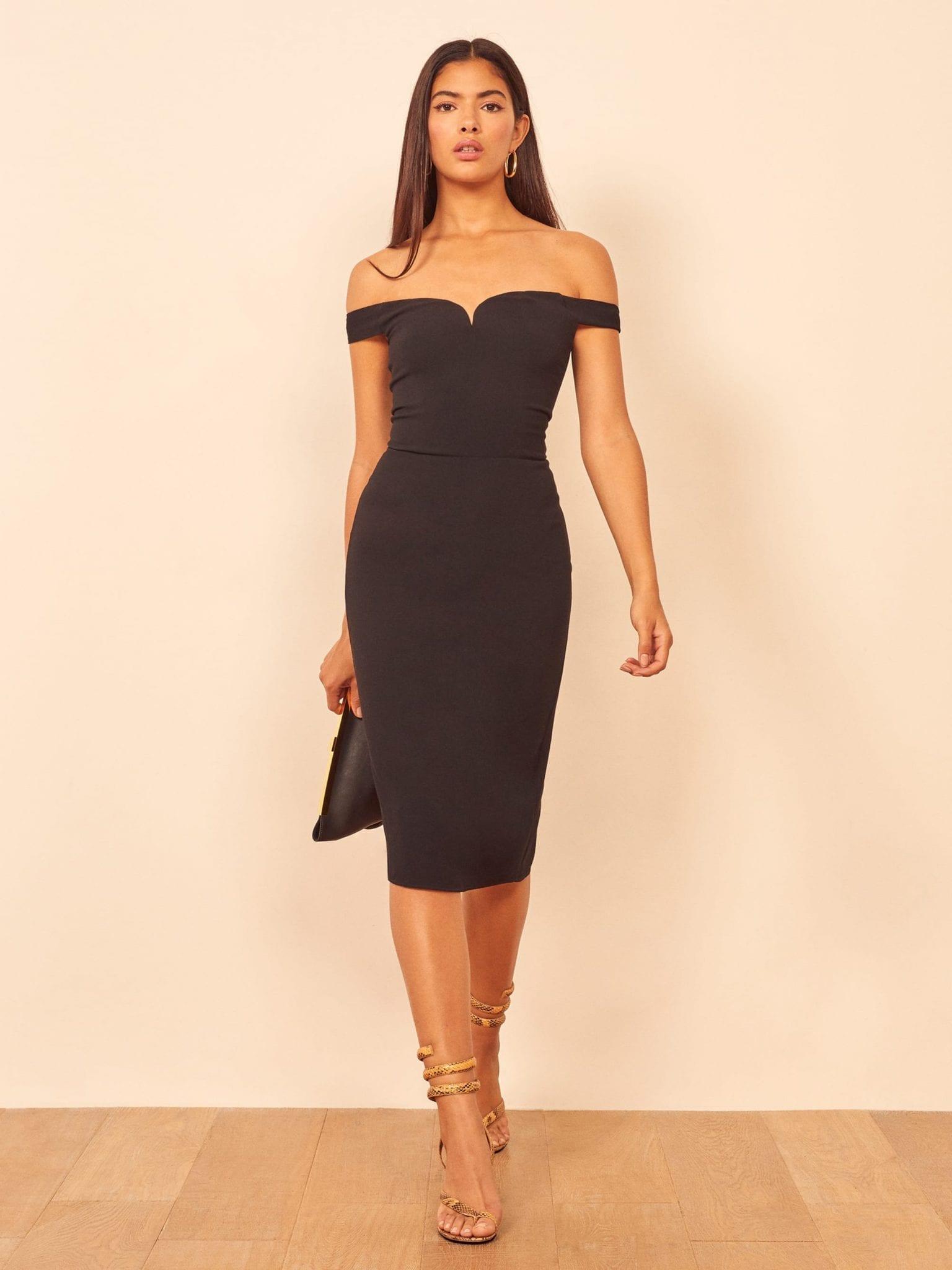 REFORMATION Cassius Dress