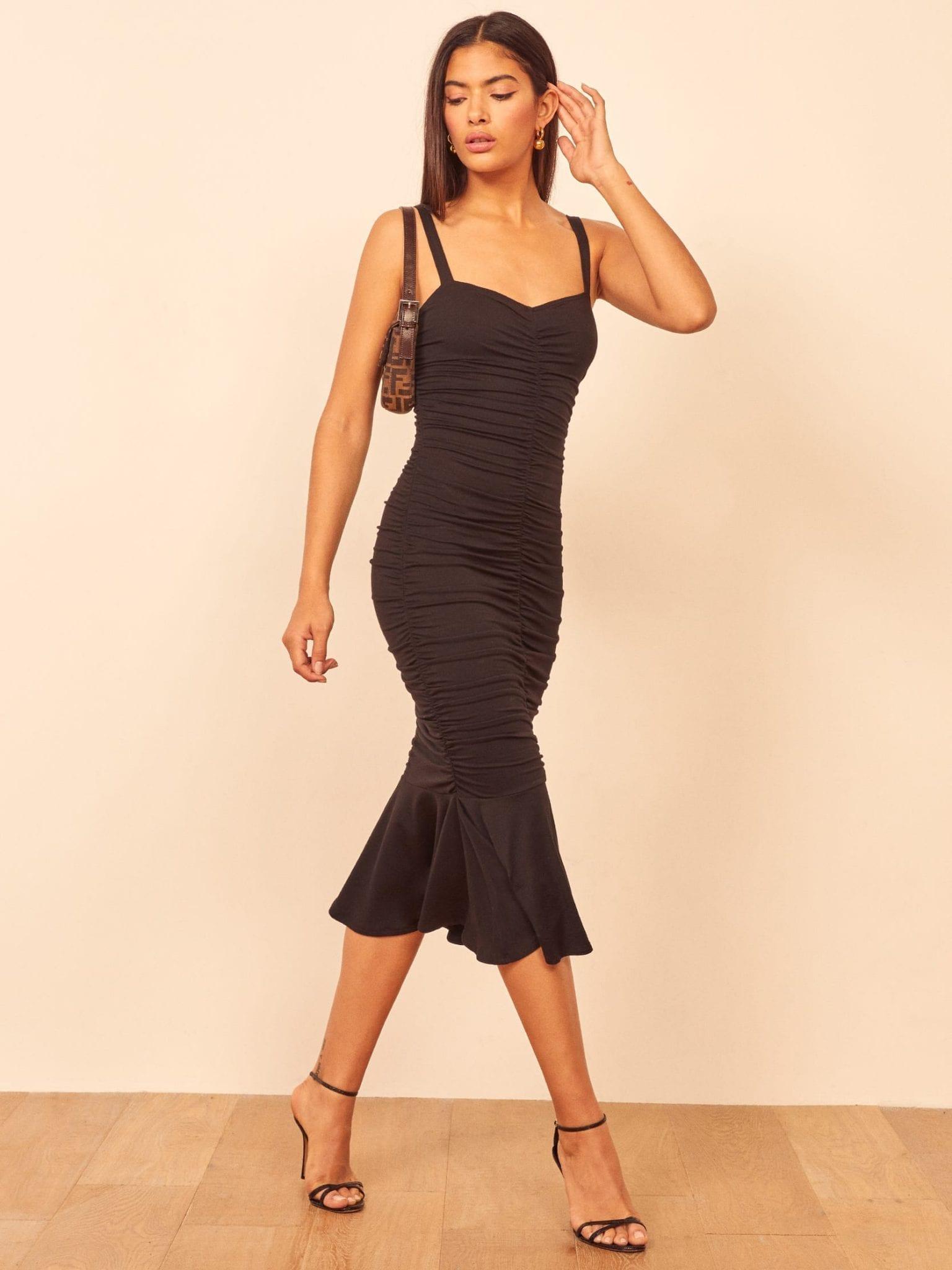 REFORMATION Lassi Dress