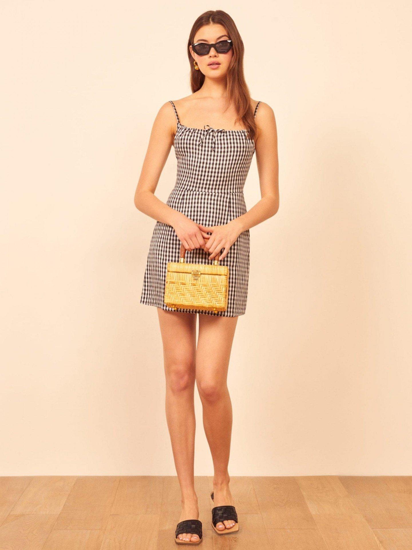 REFORMATION Violaine Dress