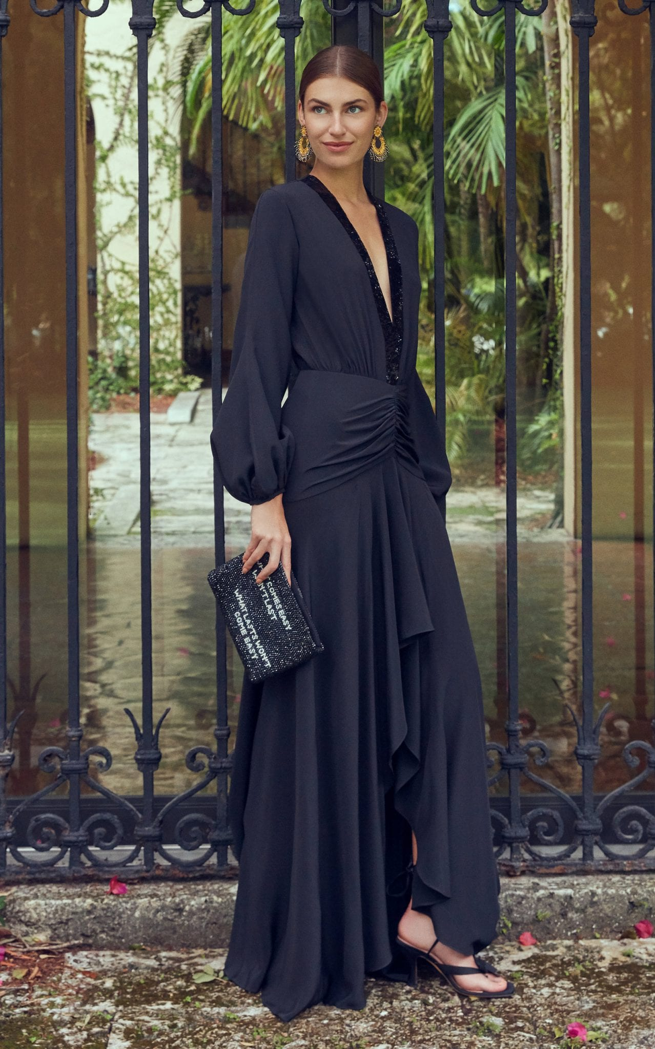 SILVIA TCHERASSI M'O Exclusive Danitza Dress