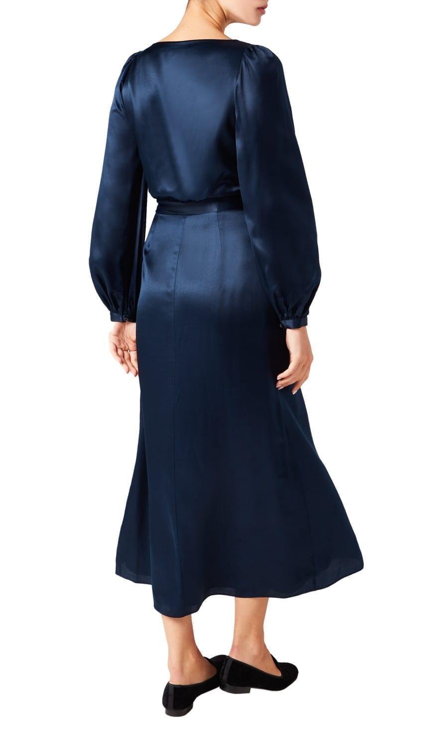TEMPERLEY Birdie Wrap Dress