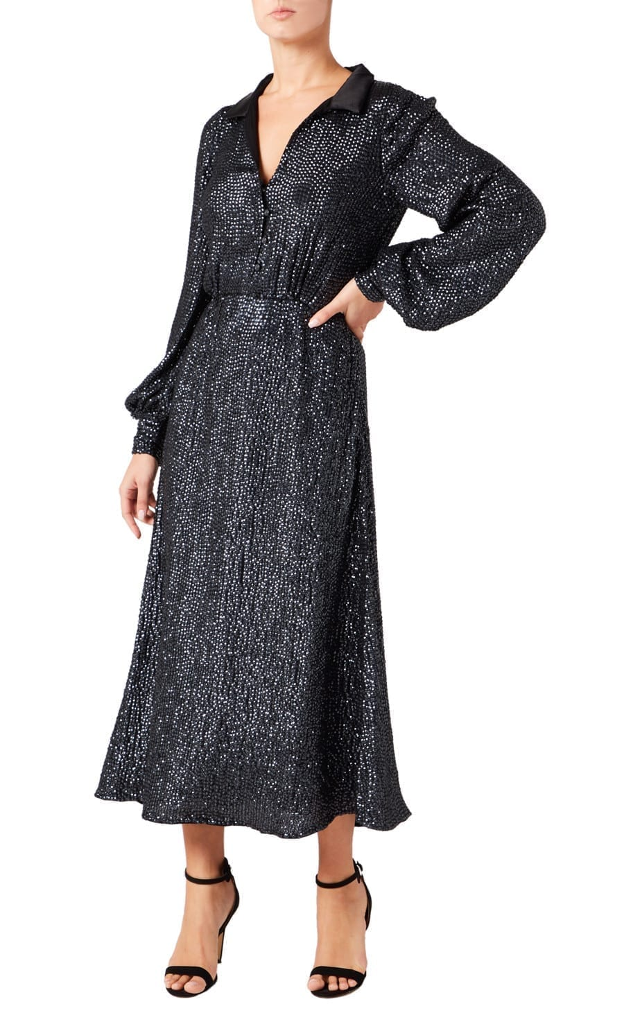 TEMPERLEY Constellation Dress