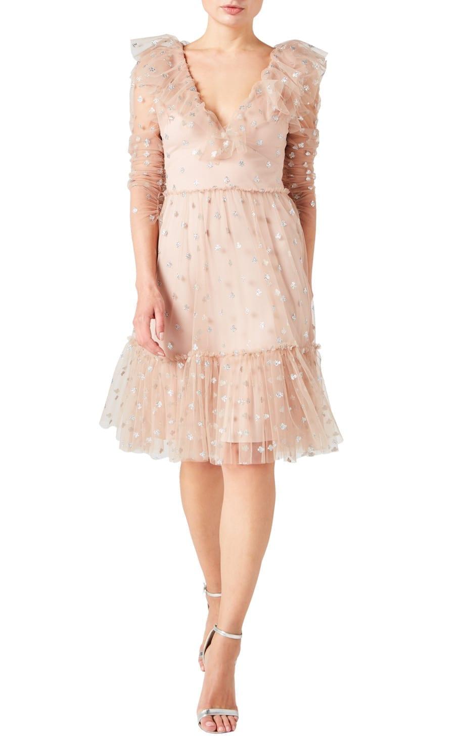 TEMPERLEY Fortuna Short Dress