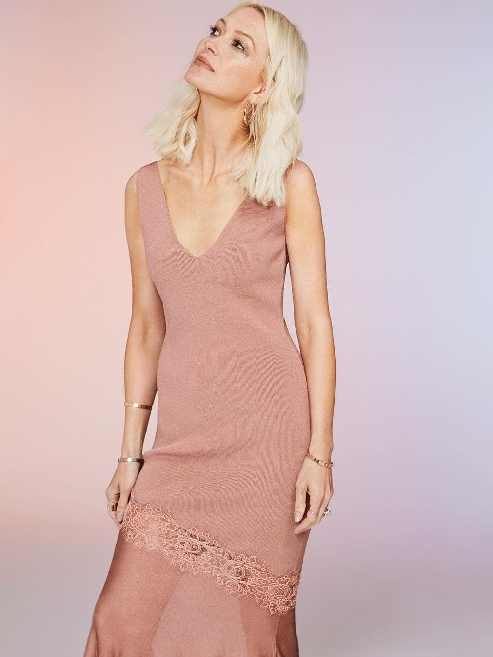 We Select… The Prettiest Plunge V-Neck Dresses Out There!