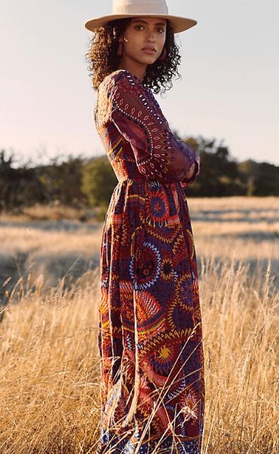 Boho Dresses To Soak Up The Sun