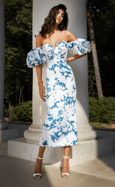 Feminine Dresses To Show Off Your Sweet Side