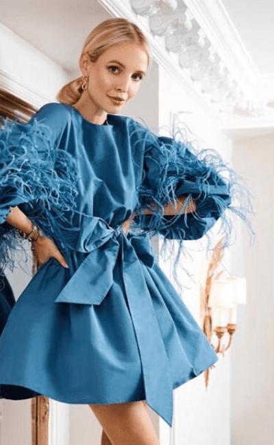 We Love Her Dresses…Leonie Hanne