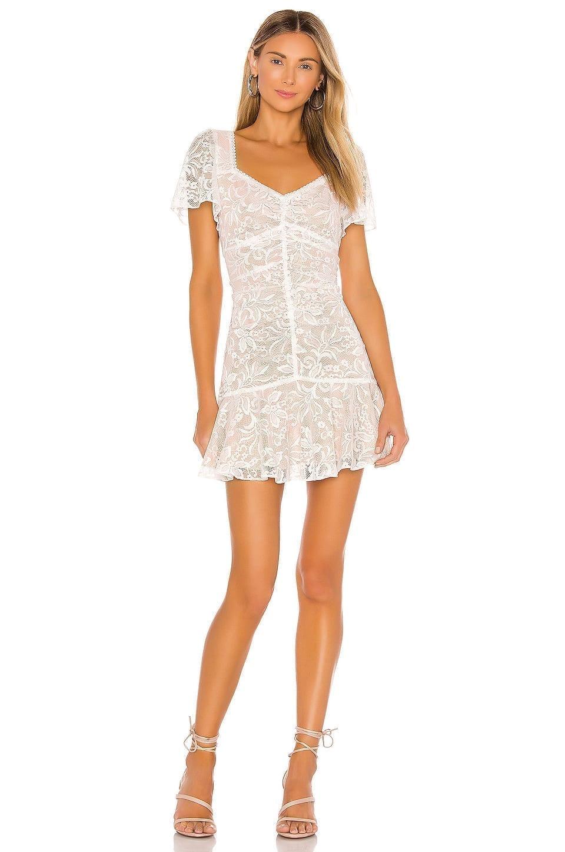 ASTR THE LABEL So Smitten Dress