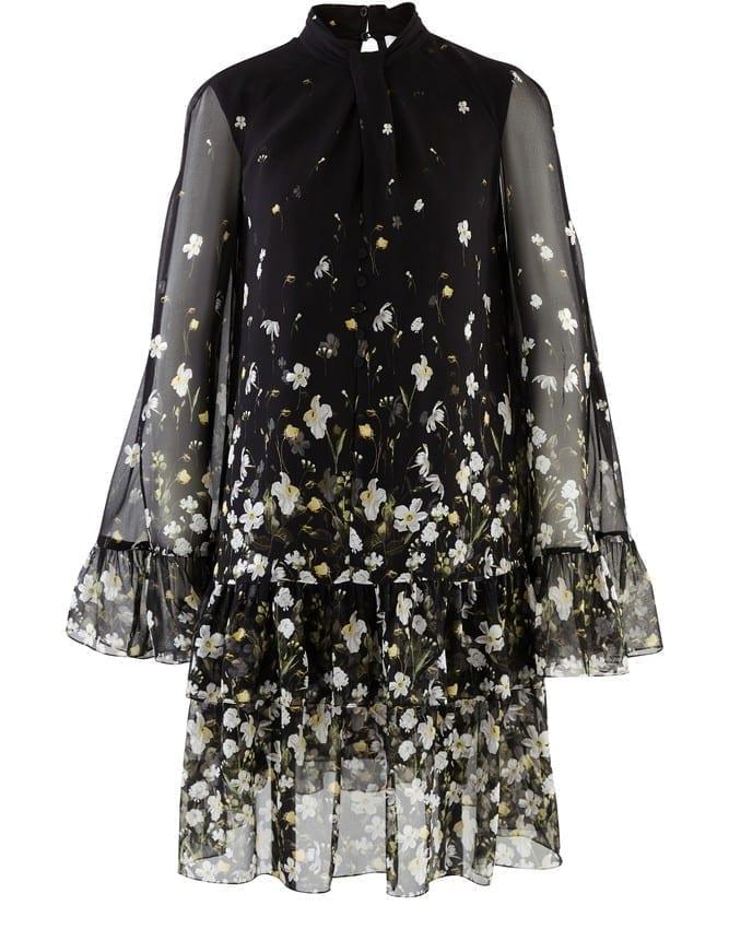 ERDEM Concetta Dress