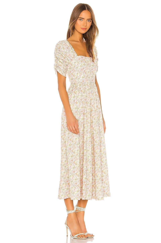 FREE PEOPLE She's A Dream Midi Dress