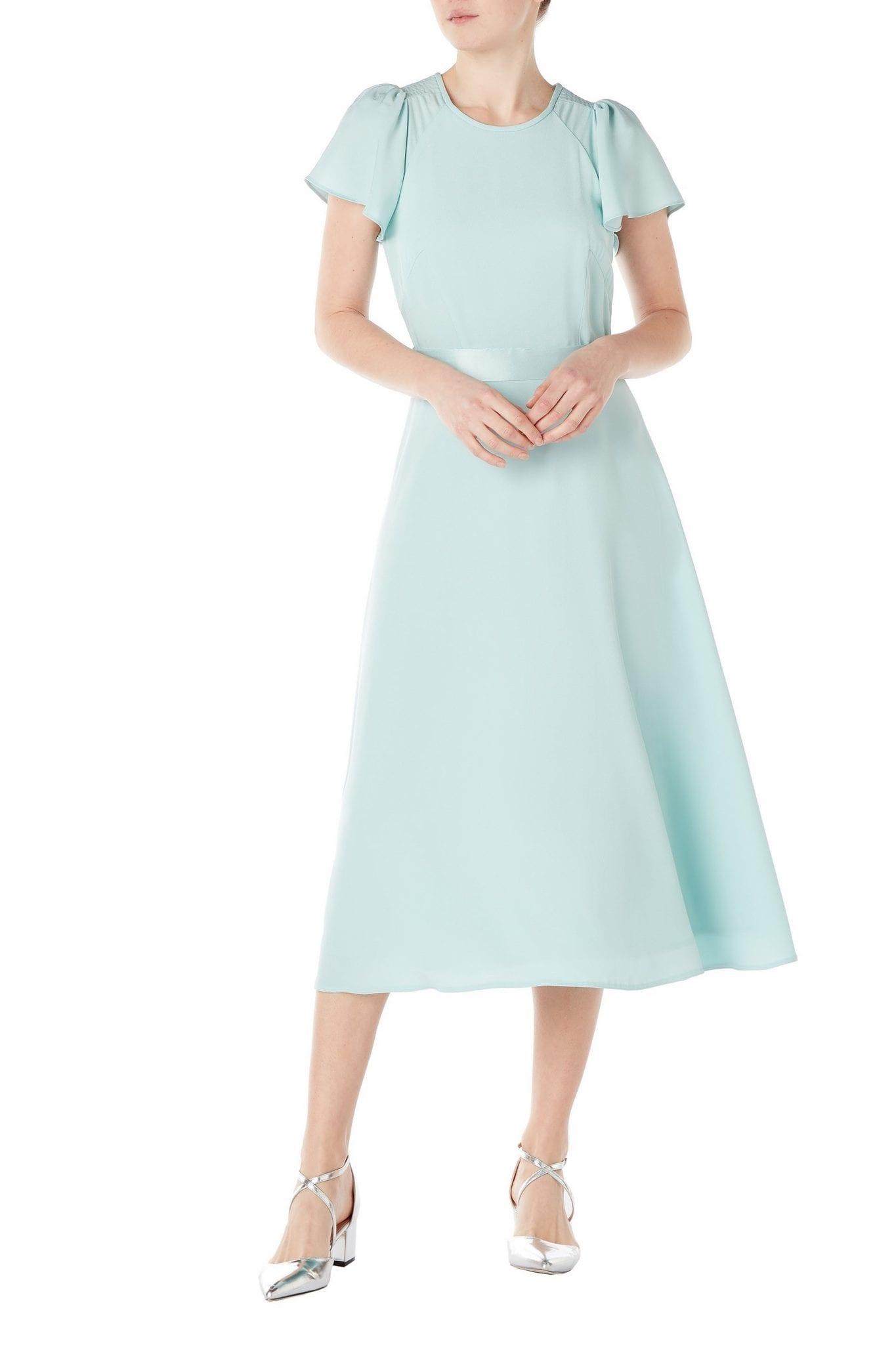 GOAT FASHION Jewel Cady Midi Dress