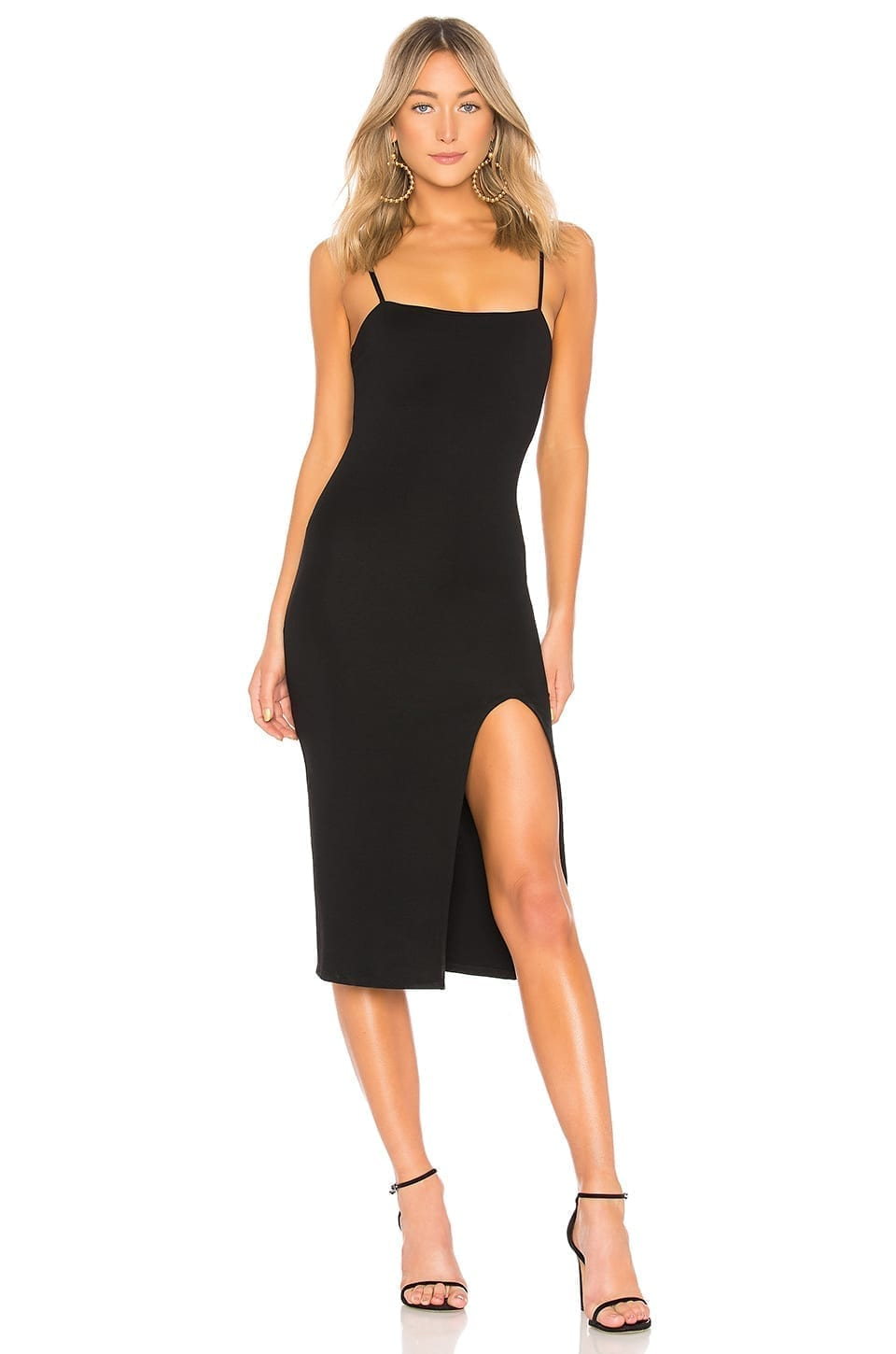 LOVERS + FRIENDS Skylar Midi Dress