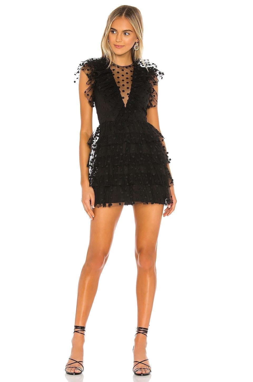 MAJORELLE Janey Mini Dress