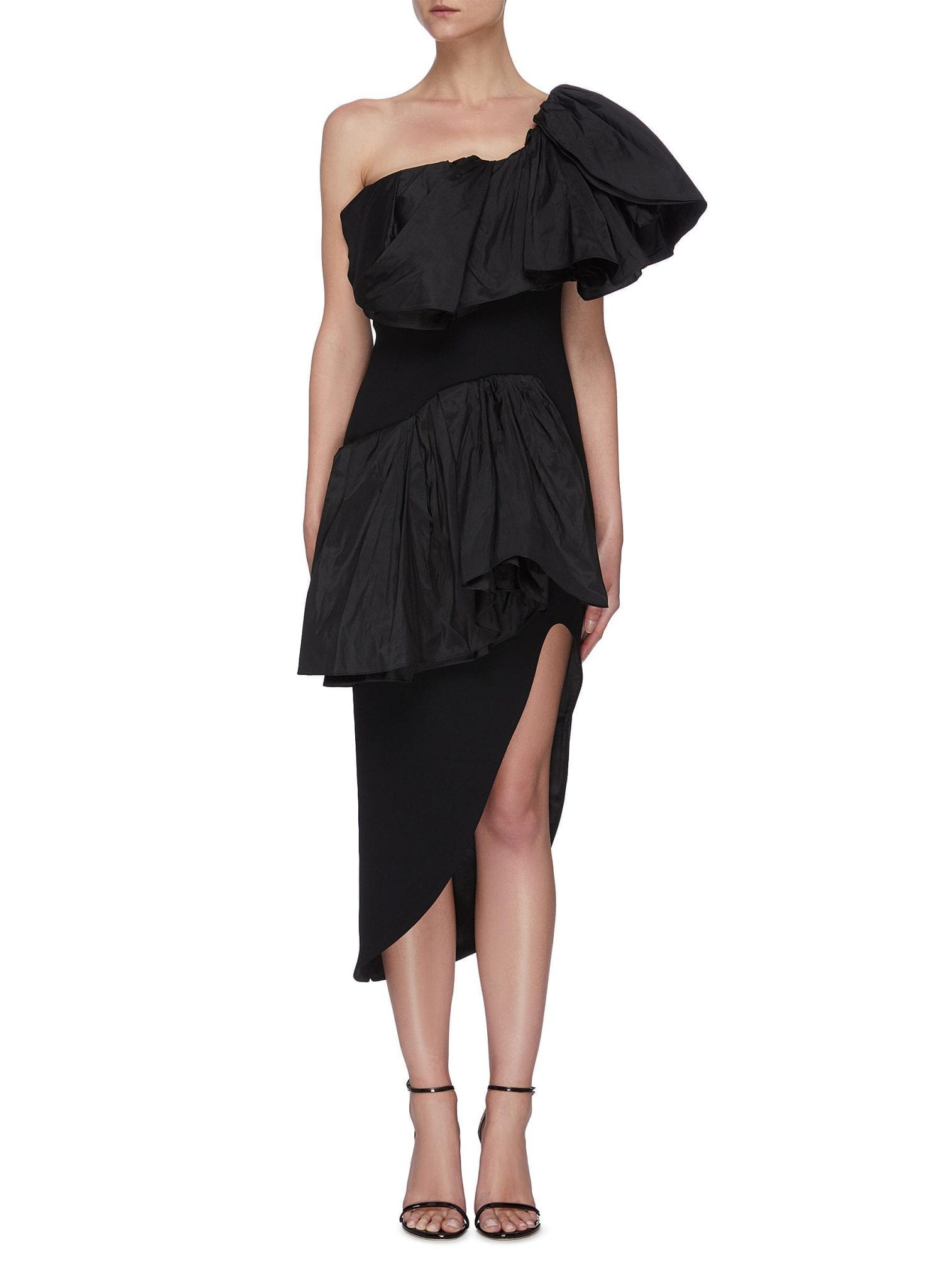 MATICEVSKI Attentive' Ruffle Dress