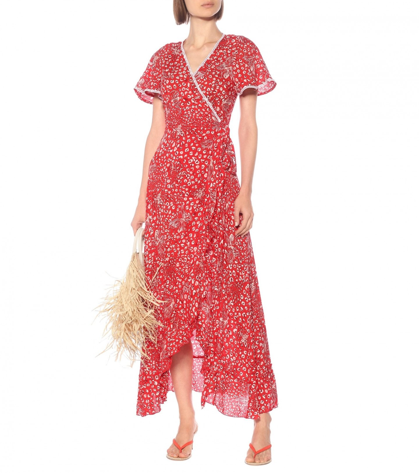 POUPETTE ST BARTH Exclusive To Mytheresa – Joe Printed Maxi Dress