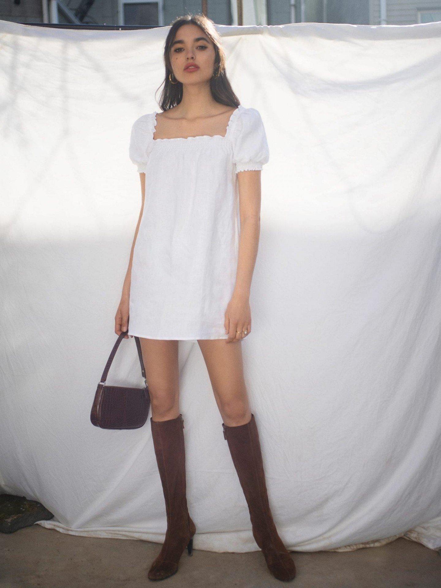 REFORMATION Carsen Dress